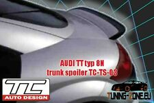 AUDI TT 8N R32 V6 spoiler boot trunk Heckspoiler lotka na pokrywę bagażnika NEW