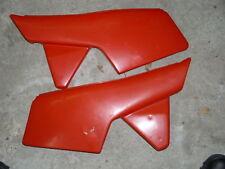 MALAGUTI RONCO RCX Seitendeckel Deckel Side Cover Coperchio laterale rot re&li