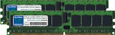 4GB (2 x 2GB) DDR2 533MHz PC2-4200 240-PIN ECC REGISTERED RDIMM SERVER RAM KIT