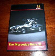 MERCEDES-BENZ SL Benz Auto Cars Car German Automobile History Channel DVD NEW