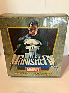 Bowen Designs Marvel The Punisher Mini Bust 2994/5000 (2004)
