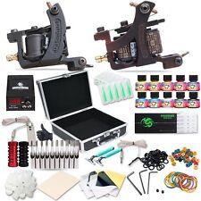 Dragonhawk Complete Tattoo Kit 2pcs Coil Tattoo Machine Tattoo Guns