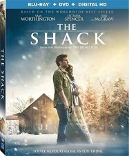 THE SHACK (Sam Worthington) - BLU RAY - Region A