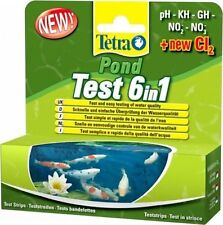 Tetra Pond Test Strip 6 in 1 (T6912)