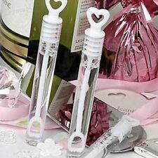 Bubble Bottles 72pcs Love Heart Style Empty Soap Bottle Outdoor Plastic Kids Toy