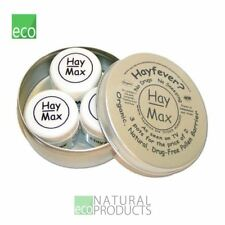 Haymax Organic Pure Allergen Barrier Balm 5ml Triple Pack