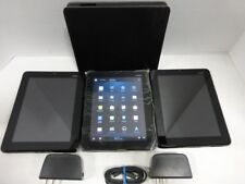 Lot of 3 VIZIO 8-Inch Tablet with WiFi - VTAB1008 FOR PARTS !!!!!