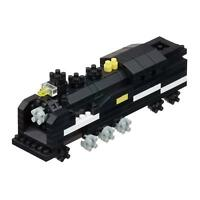 Kawada nGT-020 nanoblock nanoGauge Steam Locomotive (Tank Type)