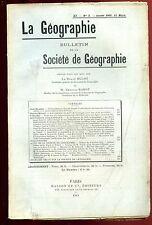 GEOGRAPHIE - COURANT GOLFE DE GASCOGNE EGYPTE ASSOUAN