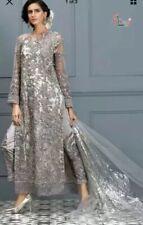 INDIAN /Pakistani WEARFABRIC DRESS NET SALWAR KAMEEZ  GOOD QUALITY