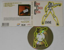 Boom Crash Opera  Gimme  Australia cd, digipak with poster