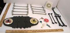 Eldon Slot Car 1/32 Lap Timer Lap Counter Flagman Track Bridge Supports