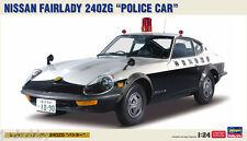 Hasegawa 20250 1/24 Scale Model Car Kit Nisan Fairlady 240ZG Patrol Car 240Z S30