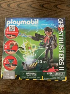 GhostBusters II Ray Spenglar Playmobil Playmogram 3D #9346 20pc. New Sealed