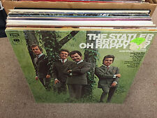 The Statler Brothers Oh Happy Day vinyl LP 1969 Columbia Records SEALED