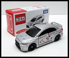 TOMICA TOYS R US Mitsubishi Lancer Evolution X 1/61 TOMY DIECAST CAR 67 39 EVO