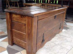 Wooden Shoe Box Cupboard Cabinet Rack Hallway Pine Storage Seating Bench (FB2)