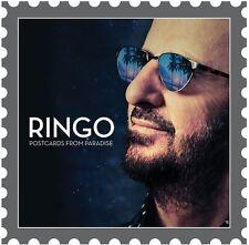 Postcards From Paradise - Ringo Starr (2015, CD NUEVO)