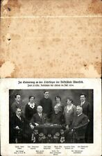 559293,Erinnerung Lehrkörper VS Ulmerfeld Hausmening b. Amstetten 1934