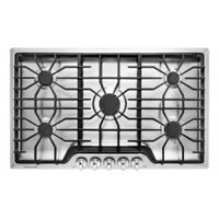 "Frigidaire 36"" Stainless Steel Gas Cooktop"