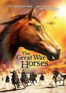 The Great War Horses DVD