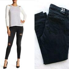 JOE'S Jeans Designer NWT Skinny Ankle Distroyed Raw Hem Womens Jeans 31 RRP $250