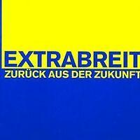 Zurück aus der Zukunft von Extrabreit | CD | Zustand gut