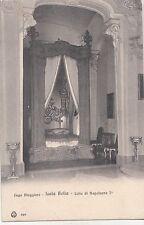 BF19175 isola bella letto di napoleone I  lago maggiore italy  front/back image