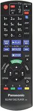 Panasonic N2QAYB000719 Remote Control for DMP-BDT220 3D Blu-Ray Disc Player