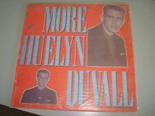 MID 1980'S ORIGINAL HUELY DUVALL ROCKABILLY LP IN EXCELLENT COND