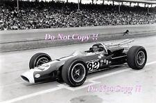 Jim Clark Lotus Ford 38/1 Winner Indianapolis 500 1965 Photograph 18