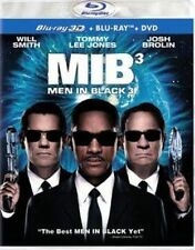 Men in Black 3 3d 0043396402874 With Jemaine Clement Blu-ray Region a