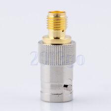 SMA to BNC SMA-F to BNC-F Adapter Adaptor Connector for BaoFeng UV-5R UV5R TR HW
