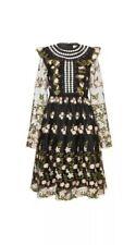 Orla Kiely L'orla Zora Embroidered Dress - Size UK 10 - BNWT