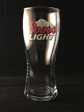 Coors Light Pint Glass - Personalised Engraved Gift & Gift box