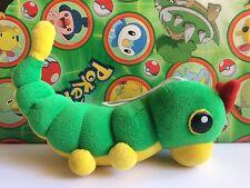Pokemon Plush Caterpie Mirage Doll UFO Stuffed Soft Figure Poke Toy USA Seller