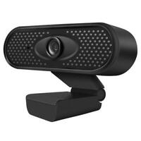 HD Webcam 1080P with Microphone, PC Laptop Desktop USB Webcams, Pro Streaming GA
