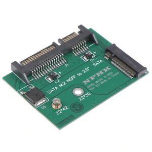 Adattatore hard disk SSD da M.2 NGFF  a Sata 3