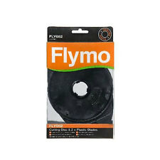 Cutting Disc Kit: Flymo FLY052 Micro Lite, Minimo, HoverVac, Mow n Vac Cutting