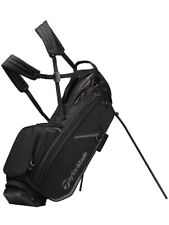 TaylorMade Flextech Crossover 19 Stand Bag - Black