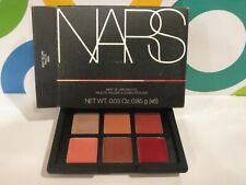 NARS  ~  BEST OF LIPS PALETTE ~ # 9948 ~ FULL SIZED BOXED