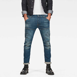 G-Star RAW Men's 5620 Elwood Jeans Medium Aged