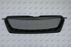 Unpainted Fiberglass Front Mesh Grille for 2010-2012 Subaru Legacy Liberty USDM
