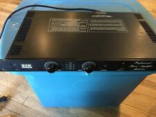 VINTAGE BGW SYSTEMS-PROFESSIONAL POWER AMPLIFIER-MODEL 150
