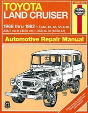 Haynes 92055 Repair Manual Land Cruiser FJ40 FJ43 FJ45 FJ55