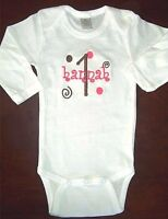 Personalized PRINCESS CROWN Name or 1st Birthday CREEPER One Piece T-Shirt