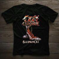 Ozzy Osbourne Blizzard of Ozz Cotton Black Unisex All Size T-shirt C210