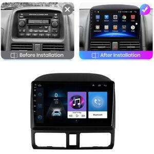 For 2002-2006 Honda CR-V CRV  9'' Android 10.1 Stereo Radio Head Unit 2GB+32GB