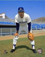 "Lou Piniella Seattle Pilots MLB Photo (Size: 8"" x 10"")"