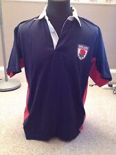 England Rugby Camiseta adulto medio hecho Rugby Classics (T0217)